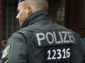 В Германии преступник захватил заложников