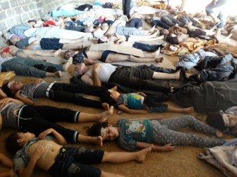 Повстанцы признались в применении химоружия в Дамаске. Есть видео
