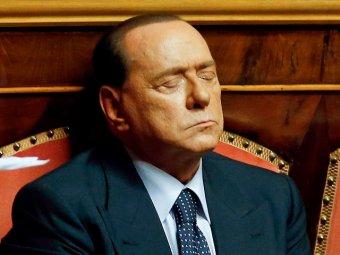 Верховный суд Италии подтвердил тюремный срок для Берлускони