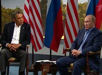 Обама сравнил Путина с заскучавшим учеником на задней парте