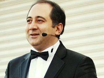 В Ереване умер знаменитый КВНщик и телеведущий Марк Сагателян