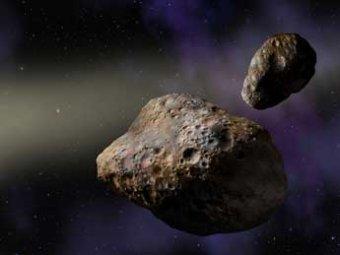 Эксперты NASA опубликовали карту опасных астероидов