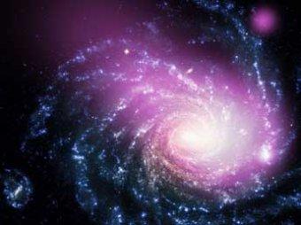 Ученые впервые в истории сняли столкновение галактик
