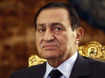 В Египте Мубарака освободили из-под стражи после решения суда