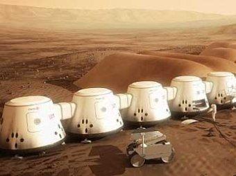Более 100 тысяч человек готовы улететь на Марс и не вернуться