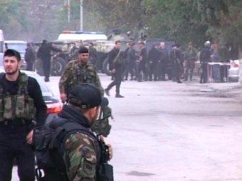 В Чечне взорвался террорист-смертник: трое погибших