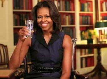 Мишель Обама раскрыла свой секрет борьбы с ожирением