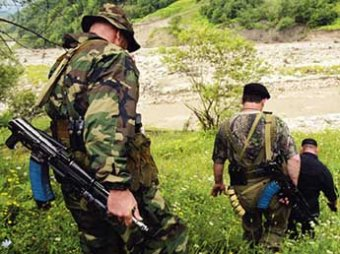 """СМИ: кавказские боевики сформировали в Сирии новое подразделение """"Аль-Каиды"""""""