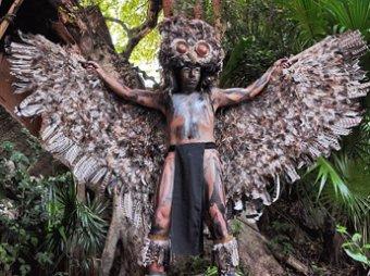 Жуткое открытие археологов: индейцы майя живыми расчленяли своих врагов