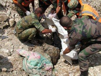 МИД России доказал, что химические боеприпасы в Сирии сделали повстанцы
