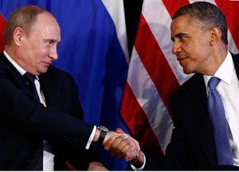 Обама и Путин встретились на саммите G20 в Санкт-Петербурге