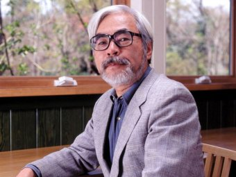 Знаменитый японский режиссёр Хаяо Миядзаки уходит из кино