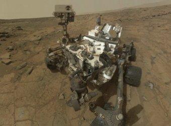 Curiosity обнаружил на Марсе воду. Ее много и можно легко добывать