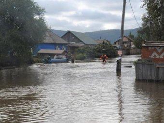 В Комсомольске-на-Амуре прорвана дамба, вода поднялась сразу на 1,5 метра