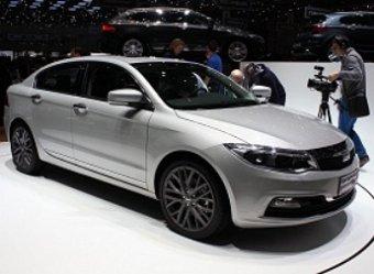 Китайский автомобиль впервые получил высшую оценку экспертов