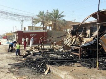 Мощный взрыв в иракской мечети, погибли 30 человек