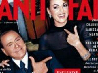 Молодая любовница Берлускони намерена женить на себе  77-летнего политика
