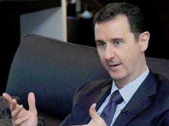 """Башар Асад высказался по химоружию: """"Хаос и экстремизм распространятся повсюду"""""""