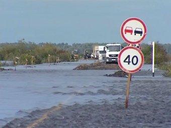Паводок в Комсомольске-на Амуре: уровень воды превысил 8 метров