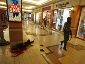 Террористами, захватившими ТЦ в Найроби, руководит женщина