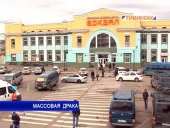 В Улан-Уде подрались водители маршруток: полиция открыла стрельбу