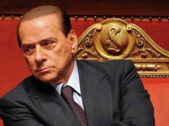 Берлускони заявил, что не спит 55 дней и похудел на 11 кг из-за судебных преследований