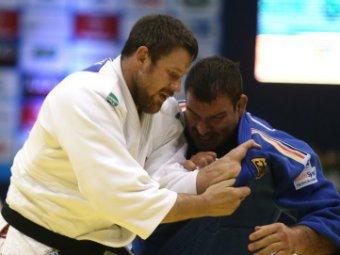 Грузин покусал российского дзюдоиста на ЧМ в Рио-де-Жанейро
