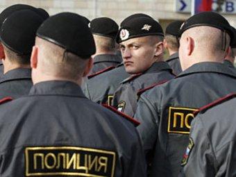 """Полицейских Москвы проверят на """"Чистые вены"""""""