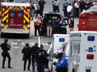 Стрельба на объекте ВМС США: 12 погибших