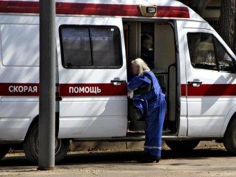 В Петербурге неизвестные с ножом напали на директора психоневрологического интерната