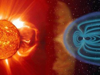 На Земле бушует сильная магнитная буря