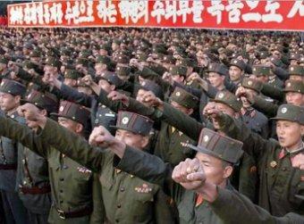 Северокорейская армия готова начать боевые действия в ответ на начинающиеся маневры США в Японском море