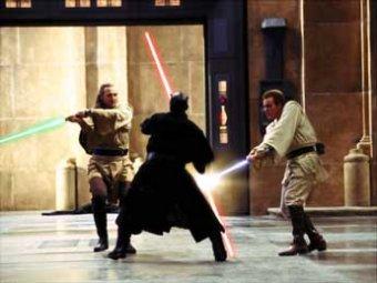 """Ученые """"случайно"""" создали новый тип материи и лазерный меч из """"Звездных войн"""""""