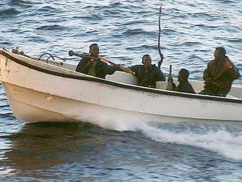 Британские военные распугивают сомалийских пиратов песнями Бритни Спирс