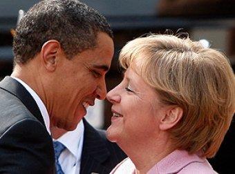 СМИ: Обама солгал Меркель - он знал о прослушивании ее телефона