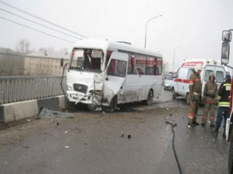 Жертвами ДТП в Каменске-Уральском стали 12 человек, в том числе дети