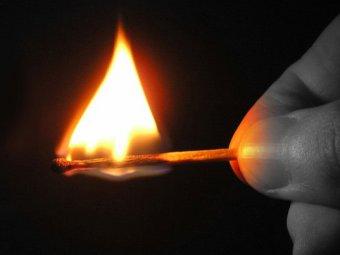 На Урале бизнесмен поджог себя, требуя включить отопление в доме
