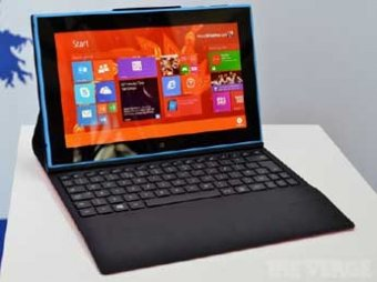 Nokia удивила поклонников первым в истории компании планшетом