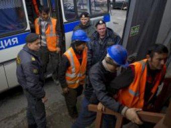 """В Западном Бирюлёво нашли """"резиновую квартиру"""" с 200 нелегалами"""