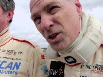 Слепой гонщик на Porsche 911 установил мировой рекорд скорости