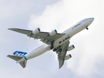 В Домодедово аварийно сел Dreamliner из-за поломки туалетов