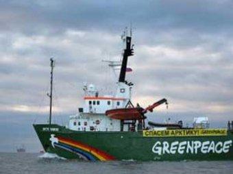 СК снял обвинения с активистов Greenpeace в пиратстве