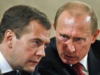 Путин намекнул Медведеву, что тот может пойти вслед за Кудриным