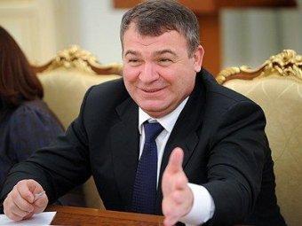Экс-министр обороны Сердюков получил новый высокий пост