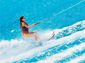 Во время гонки погибла чемпионка мира по водным лыжам