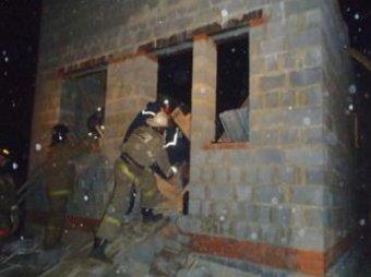 В Челябинске рухнула стена в строящемся здании: количество пострадавших неизвестно
