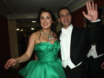 Анна Нетребко ушла от своего гражданского мужа