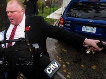 Мэра крупнейшего канадского города Торонто обвинили в употреблении наркотиков
