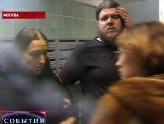 """Сектанты «Бога Кузи» избили журналистов """"ТВ Центра"""""""
