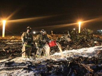 Воённый лётчик огласил вероятную версию крушения Boeing-737 в Казани